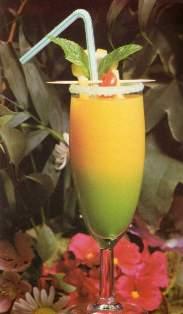 Cajun Martini