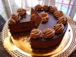 Torta Al Cioccolato buona