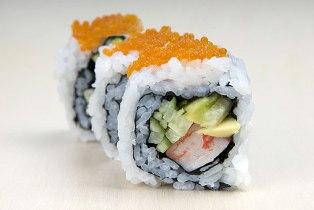 Sushi Al Salmone cucina italiana