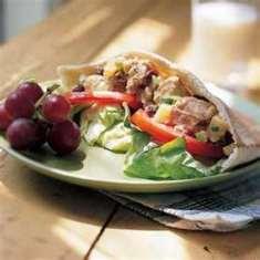 Panini Con Frittata E Verdure