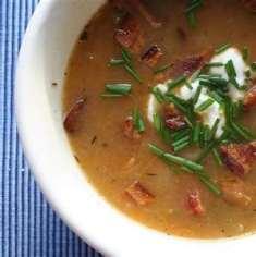 Zuppa con gnocchetti di frattaglie