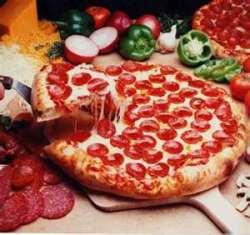 Pizza Allo Speck