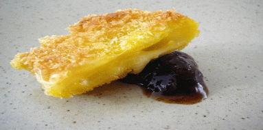 Antipasto di formaggio fritto